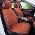 2 передняя coushion крышки на заднее сиденье 6 цвета 2017 новый дизайн полиэстер горячей чехлы для сидений автомобилей стайлинг x60 араба aksesuar nexia