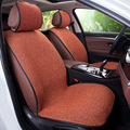 2 front coushion caps on rear seat 6 colors 2017 new design polyester hot seat covers for car styling x60 araba aksesuar nexia
