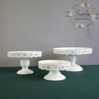 cake stand cake plate fruit plate tray tart dish wedding cake decorated European style