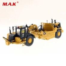 Коллекция литой бульдозер модель 1/50 масштаб 627K колесный трактор-скребок-Высокая линия серии 85921 литая модель