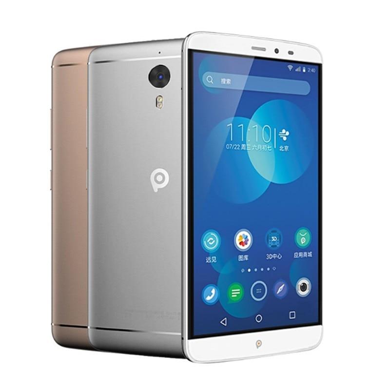 PPTV Rey 7 S 4G LTE Teléfonos Móviles originales 6.0 Pulgadas Smartphone 2.5D 2