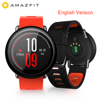 English Version Original Huami AMAZFIT Pace Sport Smart Watch Smartwatch Bluetooth WiFi 1 2GHz 512MB