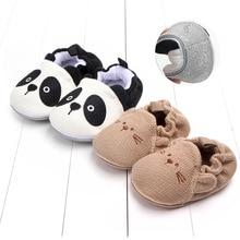 Baby First Walkers Yarn Shoes Skid-Proof Panda Rat Cartoon Lovely Baby Girl Boy Shoes Newborn Slippers Footwear Booties Kid Gift rat boy rat boy scum 2 lp