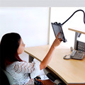 360 Rotating Universal Car Holder Soporte Soporte Soporte para Teléfono Lazy Bed Escritorio Car Autofoto Monte para El Iphone para Samsung