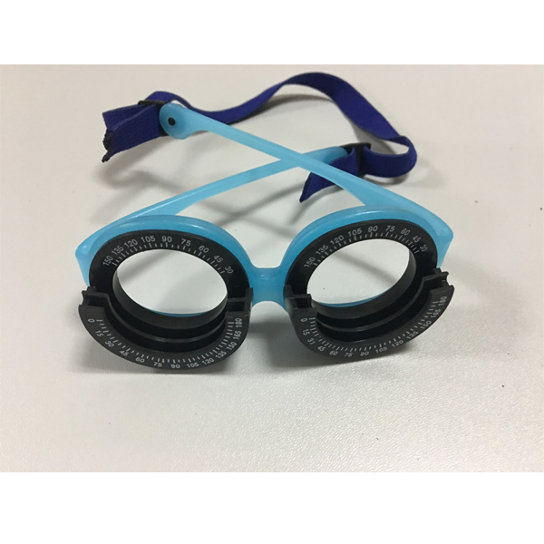 a3e2b8812c RB 307 Blue Color Frame Trial Lens Frame For Child -in Instrument Parts    Accessories from Tools on Aliexpress.com