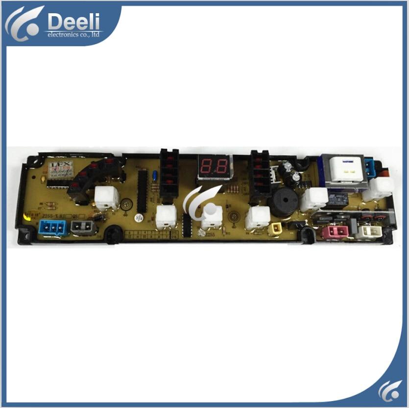 цена  100% tested for washing machine board control board HF-2255-X HF-QS2255T-X Computer board on sale  онлайн в 2017 году