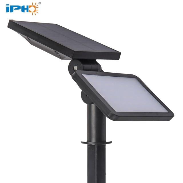 IPHD Led Gazon Lamp Draadloze Outdoor Tuin Verlichting Led Slar Lamp ...