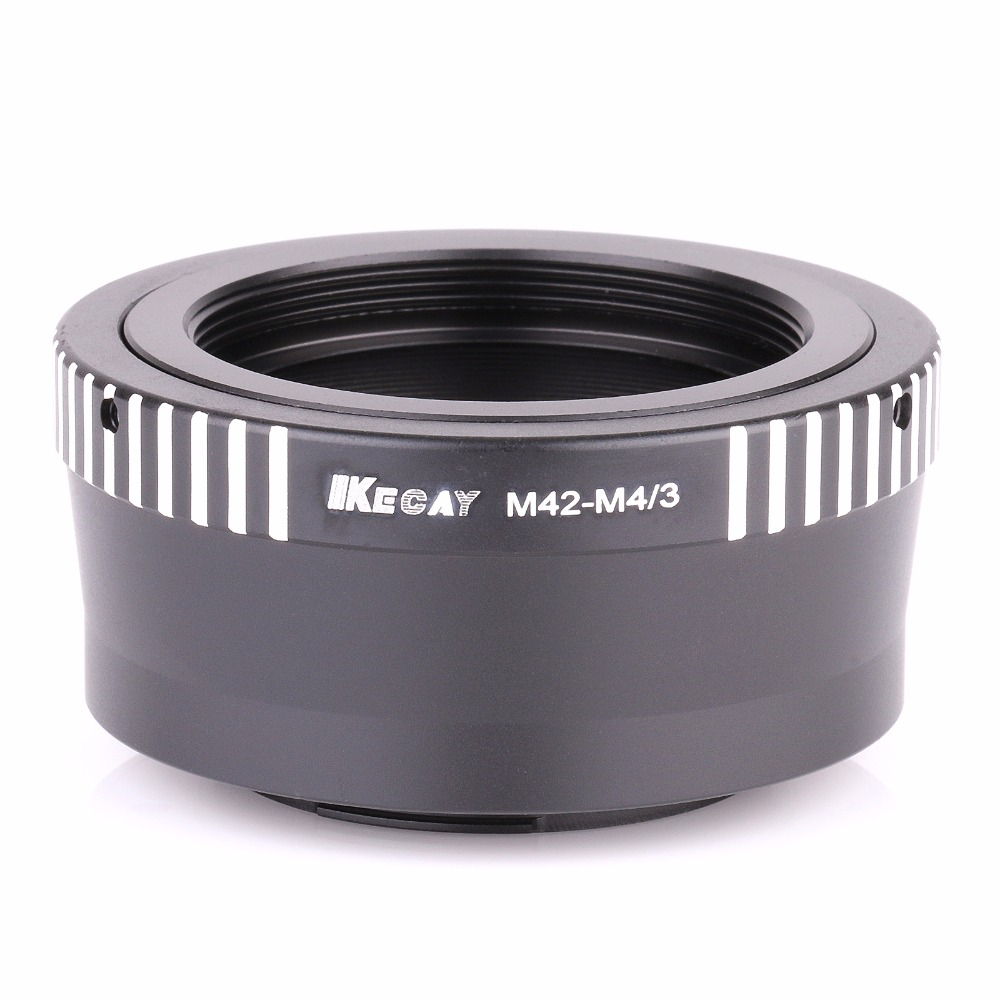 Lens Adapter Ring <font><b>M42</b></font>-<font><b>M4/3</b></font> For <font><b>M42</b></font> Lens and Micro 4/3 <font><b>M4/3</b></font> Mount for Olympus Panasonic <font><b>M42</b></font>-<font><b>M4/3</b></font> Adapter Ring 4 image