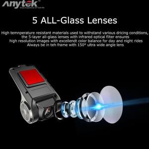Image 5 - Anytek X28 1080P FHD Lens WiFi ADAS Car DVR  Dash Camera Built in G sensor Video Recorder Car Dash Camera Car Accessories