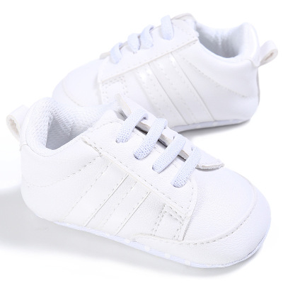 Sneakers Newborn Baby Crib Shoes Boys Girls Infant Toddler Soft Sole First Walkers Baby Shoes