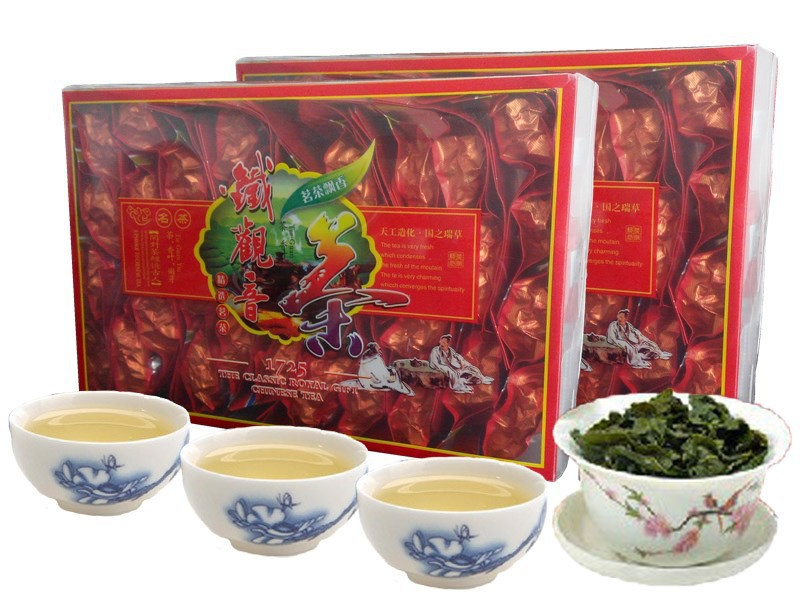 Hot sale !Taiwan High Mountains New Spring Oolong Tea 250g,Tikuanyin tea,Tieguanyin tea,Green tea Free Shipping!