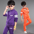 Boys Clothes Kids Clothes Baby Boy Clothing Set Girls Clothing Sets Boys fall and winter sports suit Sport Suit For Children 10#