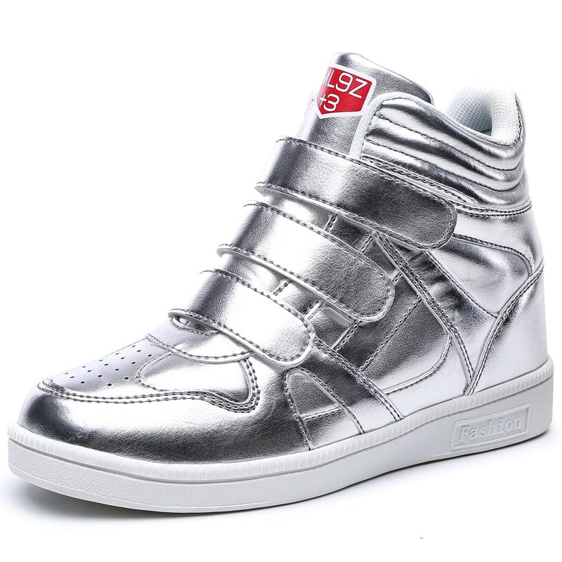 bdc965e0bd 2016 nuevas mujeres forman deportes zapatillas de baile para mujer bailan  los zapatos de las muchachas de la plataforma zapatos mujer botas envío  gratis en ...