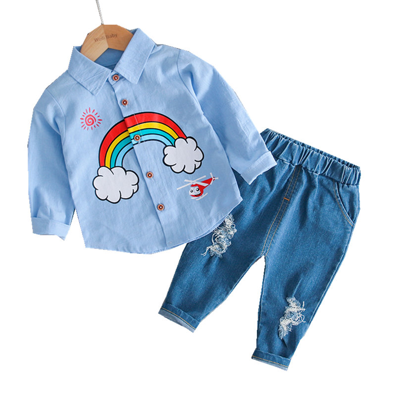 1676406f8 Baby Boys Clothes Set Summer 0 3y New Fashion Style Cotton With Tie ...