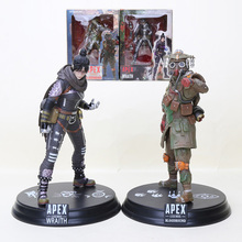 22cm jogo apex legends figura bloodhound wraith figuras de ação modelo brinquedo