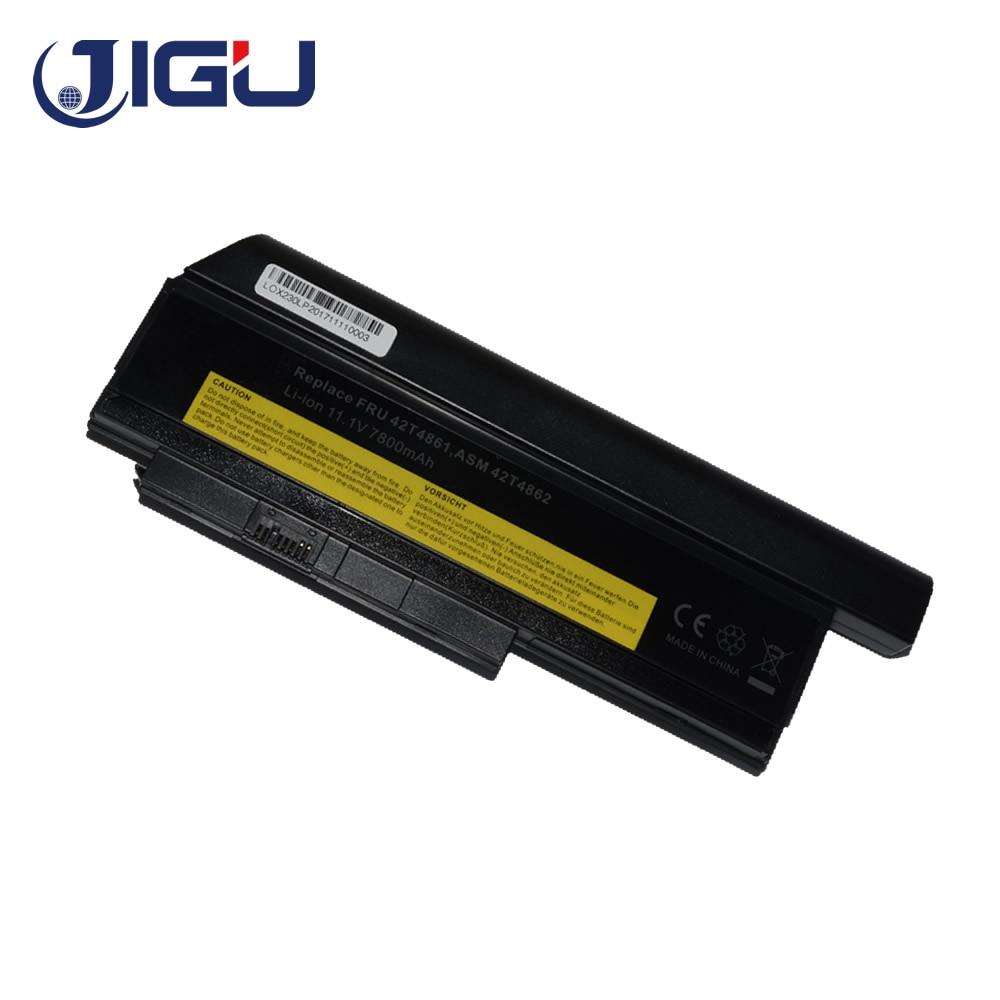 JIGU batterie d'ordinateur portable Pour Lenovo Thinkpad X230 X220 X220i X220s 42T4901 42T4902 42Y4940 42Y4868 42T4873 42Y4874 42T4863 42t4866