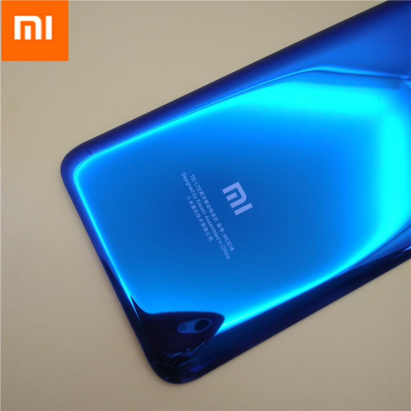 Image 3 - MI6 100% Original 3D Glass Rear Housing Cover For XIAOMI MI 6 , Back Door Replacement Hard Battery Case,3Colors Stock Xiaom Mi6-in Fitted Cases from Cellphones & Telecommunications