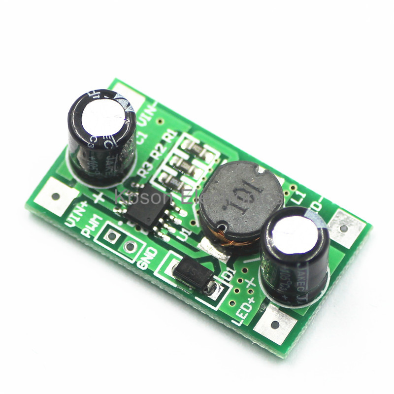 Constant Current Led Driver Circuit Design Using Lm3492 Ic