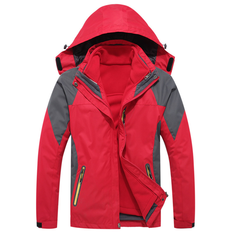 Camping Mountain hiking fishing skiing climbing cycling trekking Outdoor Women Jacket waterproof Winter 3in1 Windproof blog flashlight outdoor 5led pocket strong waterproof 8 hours to illuminate mountain climbing camping p004