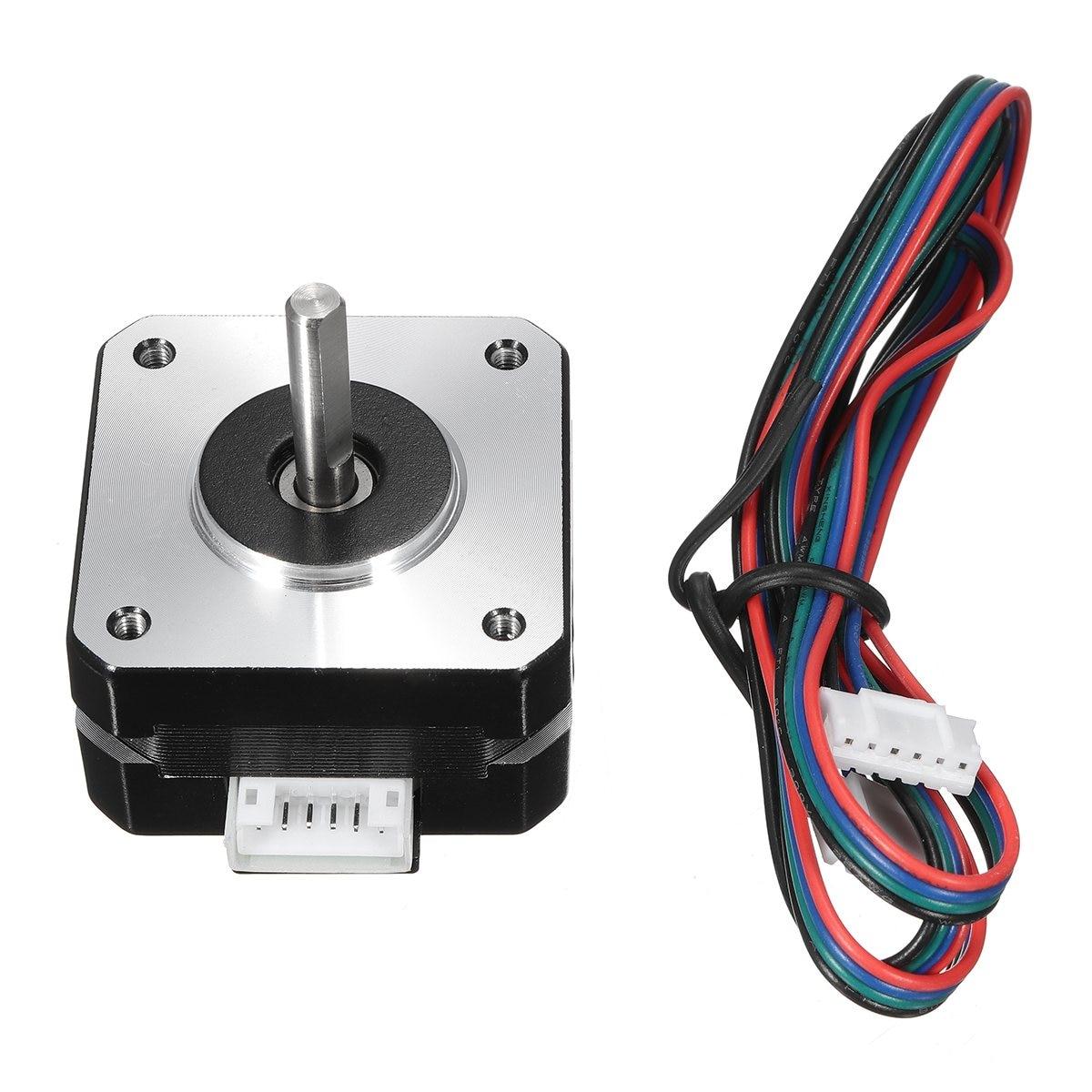 1Pcs Universal 3D Printer Step Motor Extruder Stepper Motor 17HD2408 17 Stepper Motor