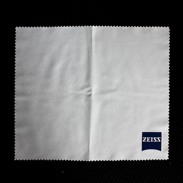 Zeiss Professional Microfiber Cloth for Lens Cleaning Cloth Eyeglass Lens Sunglasses Camera Lens Cell Phone Laptop Pack of 3 5