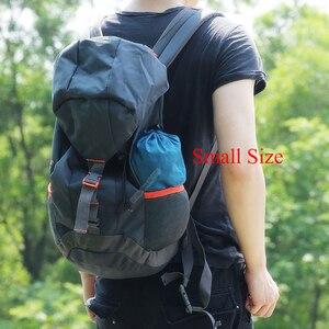 Image 2 - Youpin Zaofeng Hammock Swing Bed  Parachute Cloth Hammocks Max Load 300KG for Outdoor Camping Swing Travel Seaside