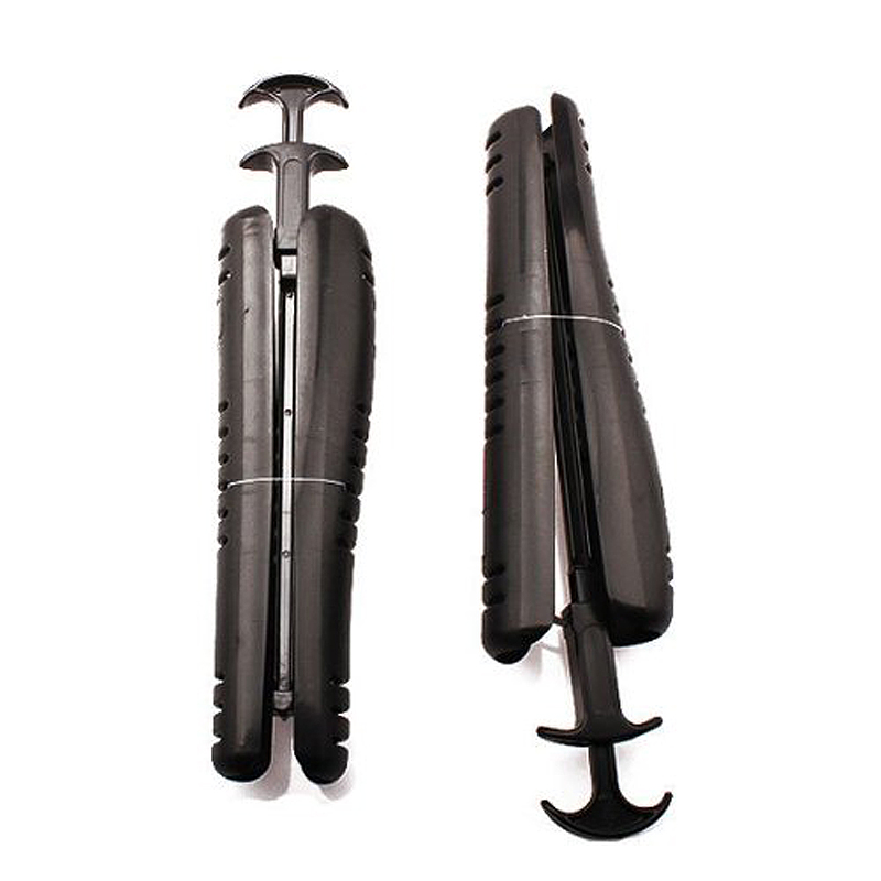 Hot-1 Pair Boot Shoe Stretcher Tree Shaper With Handle 12.5 lhbl 1 pair 12 1 2 inch boot stretcher shaper shoe tree with handle