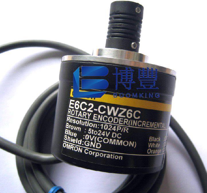 Incremental Rotary encoder E6C2 CWZ6C 1000P 600P 200P CWZ5B CWZ3E CWZ1X 1000P R 2000P R 360P