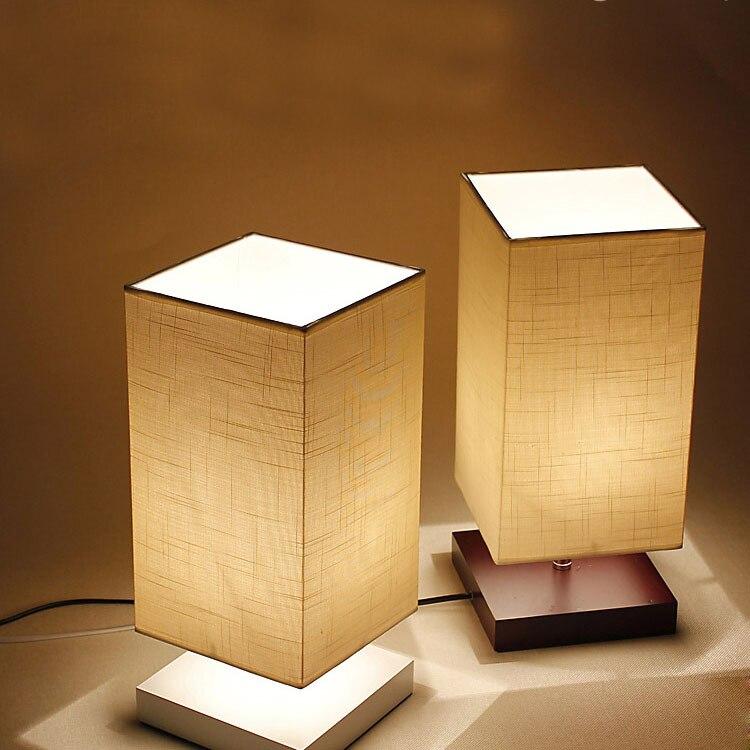 Lampada da tavolo in legno promozione fai spesa di articoli in ...