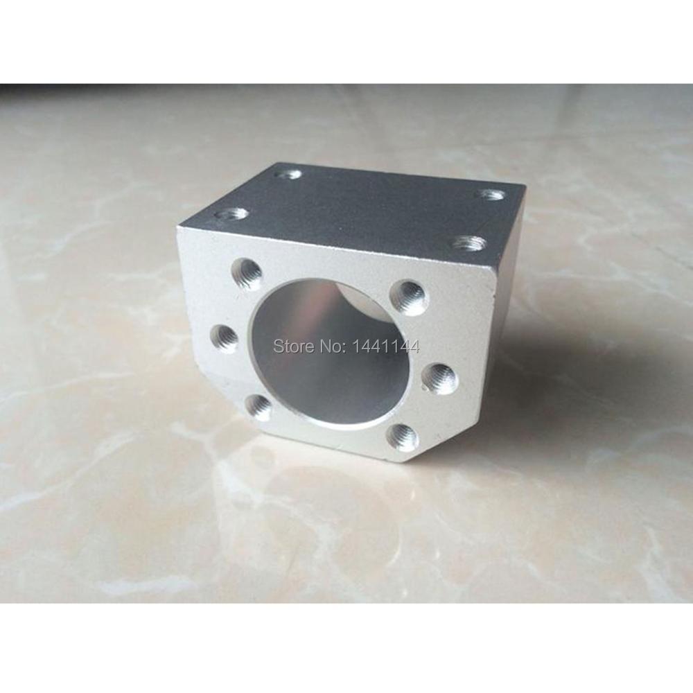 6 set SBR16 SBR20 linéaire guide Rail + vis à billes RM1605 SFU1605 vis à billes + BK/BF12 + écrou logement + coupleurs pour CNC pièces - 5
