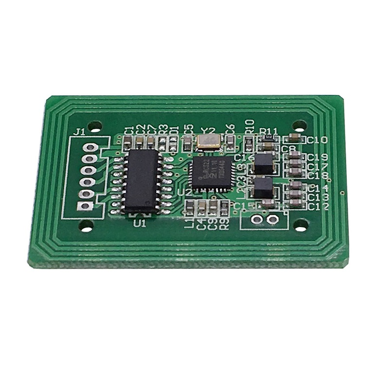 Yu Min IC card reader / writer module RFID high frequency tag inductive reading card serial port UART interface