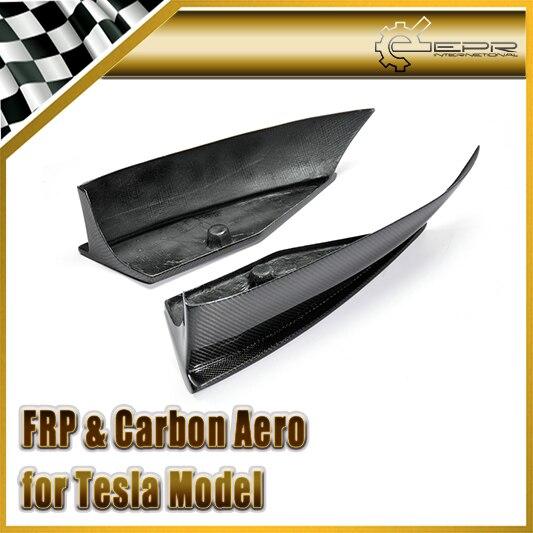 Автомобильный Стайлинг для Tesla Model S Revo Style углеродное волокно задний спот в наличии