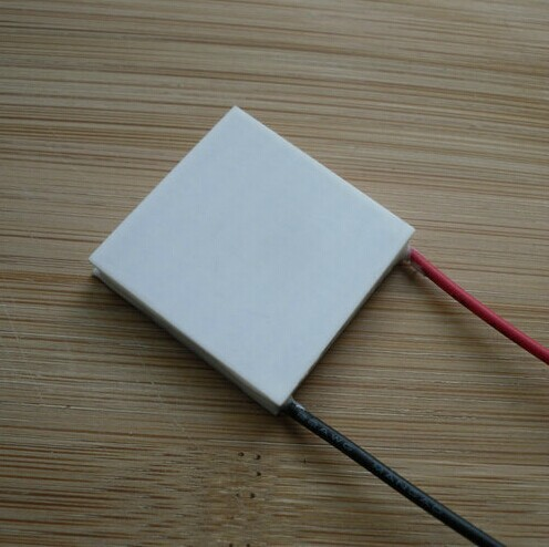 Temperature difference power generation piece of TEG - 12708 40 * 40 thermoelectric module high temperature of 200 degrees 40 40mm thermoelectric power generator high temperature generation element peltier module teg high temperature 150 degree white