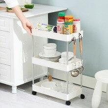 Magic Union, кухонный узкий шкаф, четыре слоя, многофункциональная полка для гостиной, ванной комнаты, стеганая стойка для хранения