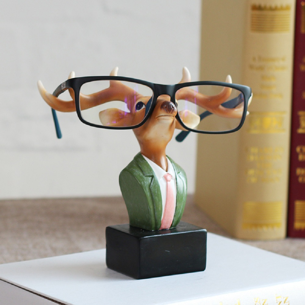 bbf463f11f Glasses holder figure creative glasses holder decoration resin jpg  1000x1000 Glasses stand