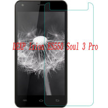 2PCS Smartphone Tempered Glass Explosion-proof Protective Film Screen Protector mobile phone for DEXP Ixion ES550 Soul 3 Pro(China)