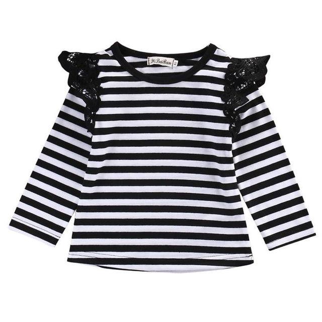 Baby Girl Long Sleeve T-shirt