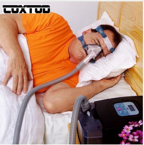 COXTOD Single level automatic Treatment of snoring home Medical ventilator Breathing machine Sleep apnea machine APAP Auto CPAP цена и фото