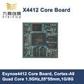 ARM Cortex-A8 S5PV210 X210CV3 Развития Основной Совет 512 DDR2 4 Г EMMC Поддержка Android Linux QT Wince