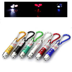 flashlight camping tools for office/teaching/meeting laser pen