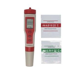 Image 5 - 4 In 1 TDS PH MeterอุณหภูมิEC Testerเครื่องตรวจสอบคุณภาพน้ำสำหรับสระว่ายน้ำดื่มพิพิธภัณฑ์สัตว์น้ำ