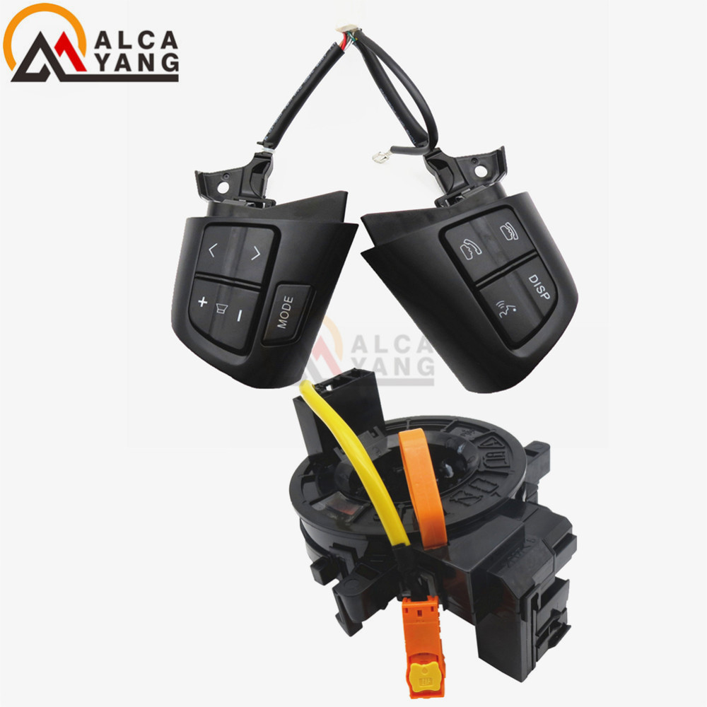 Image 2 - Premier Quality Steering Wheel Switches buttons for Toyota Corolla / Wish / Rav4 / Altis OE Quality-in Car Switches & Relays from Automobiles & Motorcycles