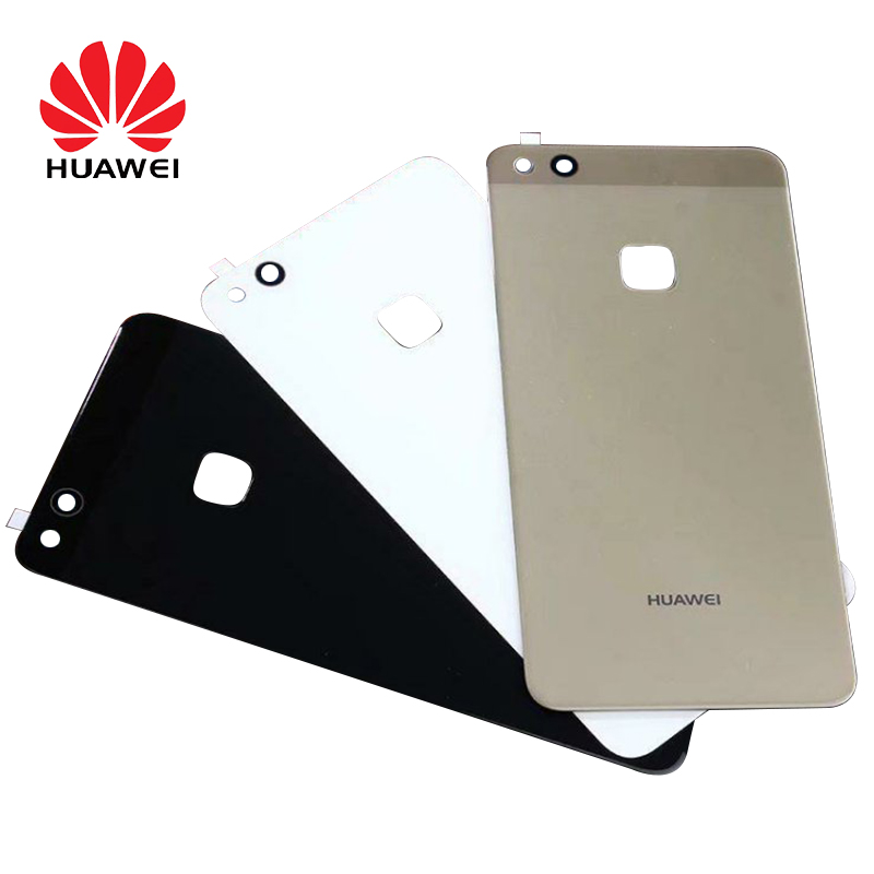 HUAWEI Case Replacement Cover Nova-Lite Glass Back-Battery Door Original Rear 3D
