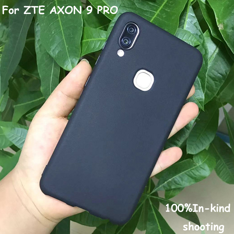 For ZTE AXON9 PRO Phone Case Soft silicone Protective For ZTE AXON 9 PRO Phone shell For ZTE A2019 Pro Thin Cover Slim casings