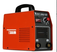 Promotion of zx7 200 arc welder inverter dc welder
