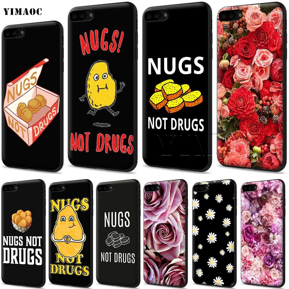 Snow White Drugs iphone case