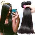 Rainha Weave Beleza Peruano Virgem Cabelo Liso 10 pcs lot Preço Barato Por Atacado Cabelo Virgem Peruano Em Linha Reta, 100% Humano cabelo
