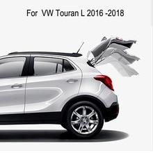 Авто Электрический хвост ворота для VW Touran L 2016 2017 2018 дистанционное управление автомобиля для подъема багажника