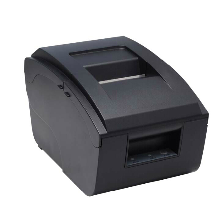 wholesale 76mm Dot matrix printer High quality print speed fast USB and parallel port can be selected POS Printer flsun 3d printer big pulley kossel 3d printer with one roll filament sd card fast shipping