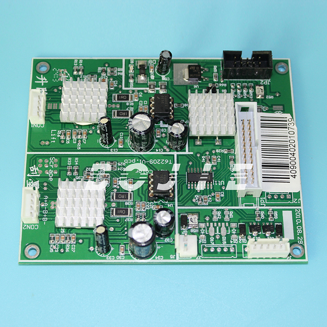 Dx7 Print Head Ink Capping Motor Driver Board For Wit Color Ultra 9100 Printer